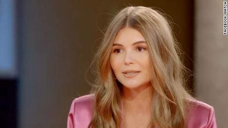 """Olivia Jade Giannulli appeared on """"Red Table Talk"""" to address her family's wrongdoing in the college admissions bribery scandal."""