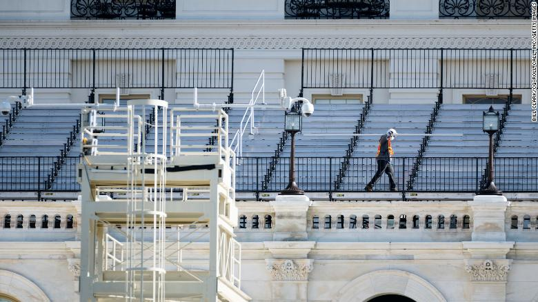 Congressional inaugural committee announces attendance will be limited for Biden's inauguration