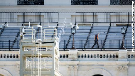 Biden inauguration planners urge supporters to skip event due to COVID-19