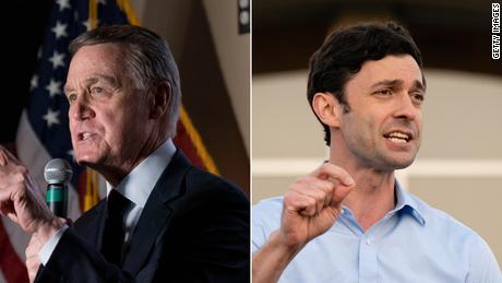 Fact check: Breaking down attack ads in the Perdue vs. Ossoff Georgia Senate race