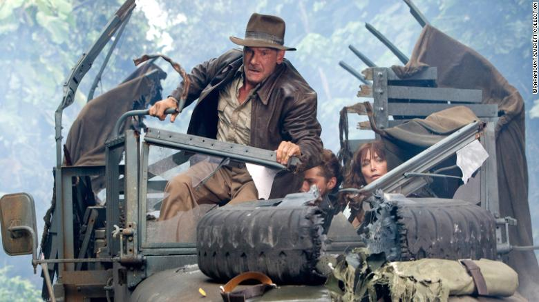 È ufficiale: Harrison Ford will return in a fifth 'Indiana Jones' movie