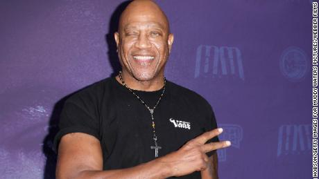 Tiny Lister attends the Dear Frank movie premiere on August 10, 2019 in Los Angeles, California.