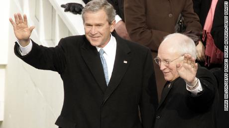 The four living former presidents deride US Capitol breach in pointed statements