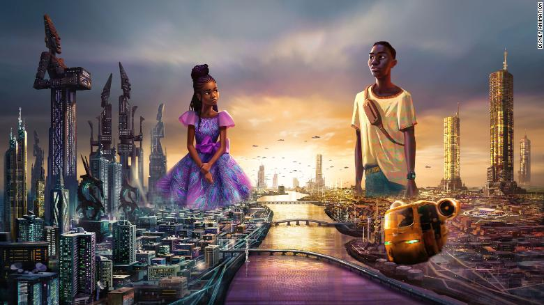 Disney announces 'first-of-its-kind' collaboration with African entertainment company