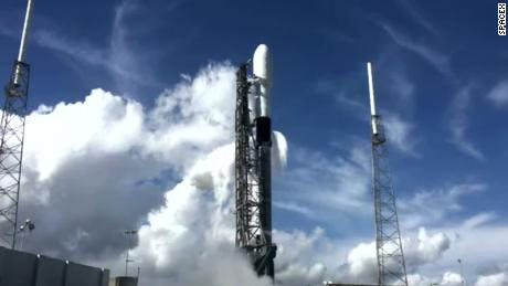 SiriusXM launches its seventh Maxar-built satellite on SpaceX
