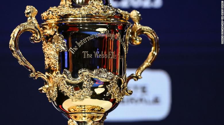 2023 Rugby World Cup draw confirmed as New Zealand face host France in pool stage