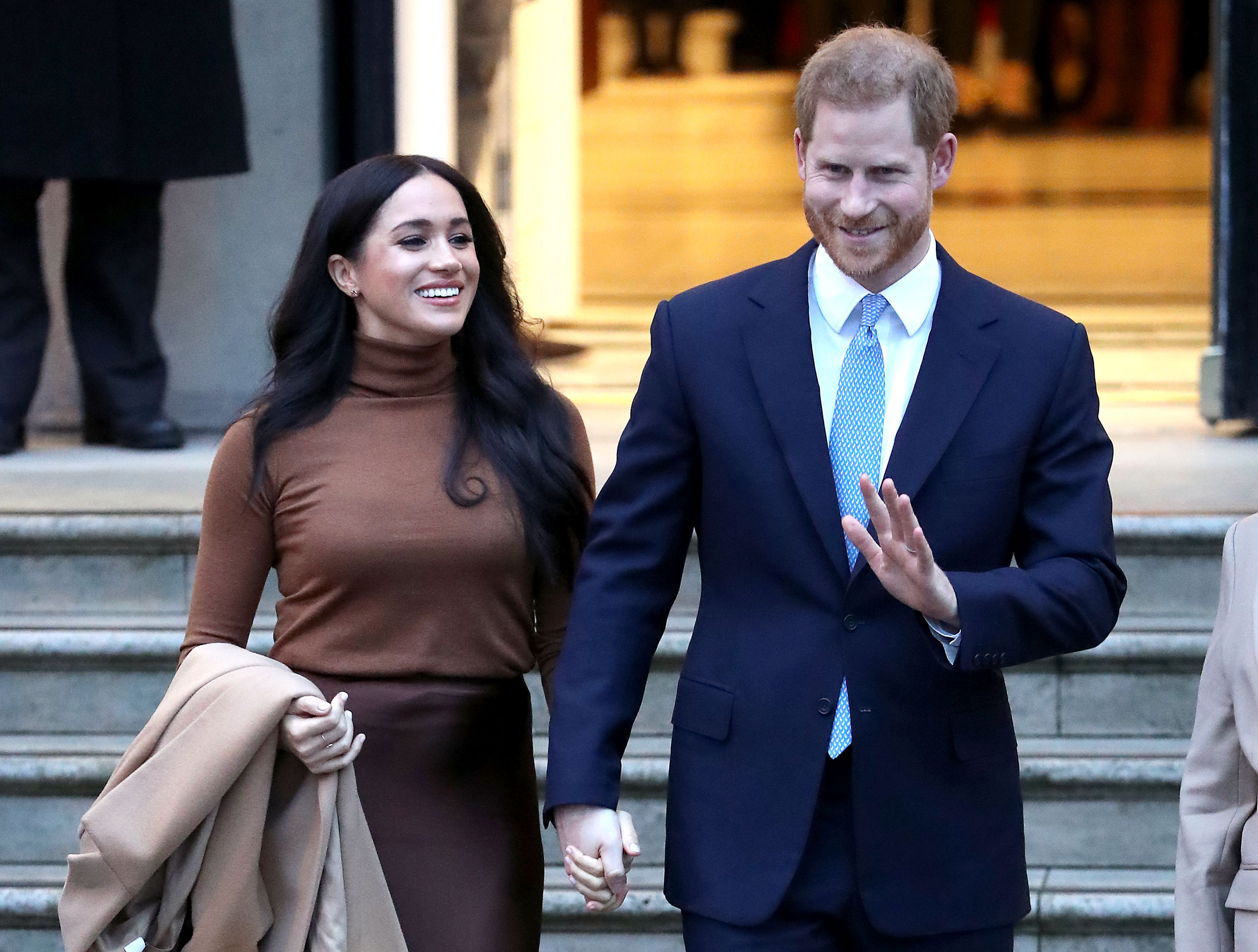 Prince Harry At Christmas 2021 Meghan And Prince Harry Share Christmas Card Starring Little Archie Cnn Style