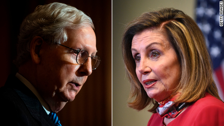 Congress under pressure to lock down pandemic relief deal