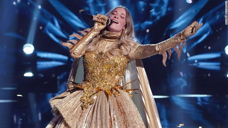 LeAnn Rimes wins 'The Masked Singer' Season 4 as The Sun