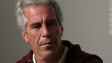 Jeffrey Epstein in Cambridge, MA on September 8 2004.