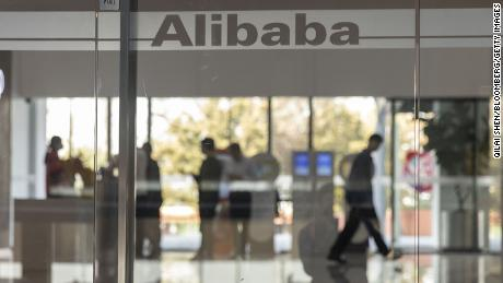 Alibaba 'dismayed' by reports its software was used to identify Uyghurs