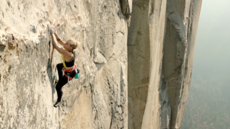 'We should be less afraid to be afraid,' says Emily Harrington after historic El Capitan climb