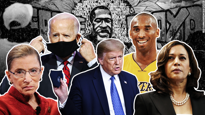 50 op-eds that told the story of 2020