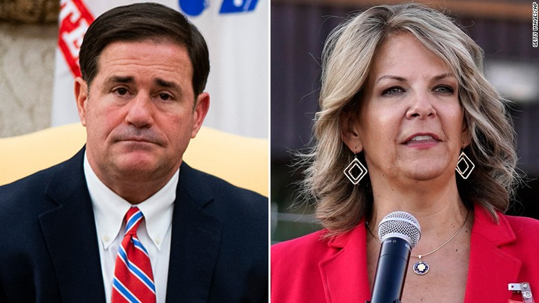 Arizona Republicans worry party infighting could harm them in future elections