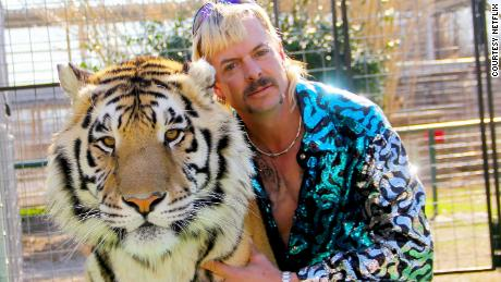 "Joe ""Exotic"" in ""Tiger King."""