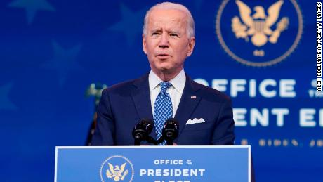 Biden: Darkest days in Covid-19 battle are ahead of us