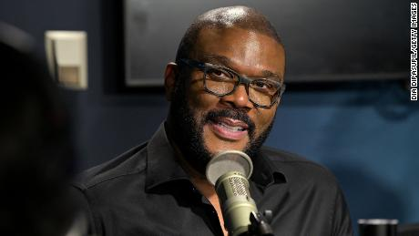 Tyler Perry was named one of Time Magazine's 100 most influential people.