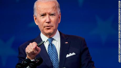 Key lines from Biden's remarks ahead of Christmas
