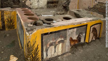 Roman-era fast food outlet discovered