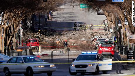 Investigators are looking at 'any and all possible motives' after identifying Nashville bomber