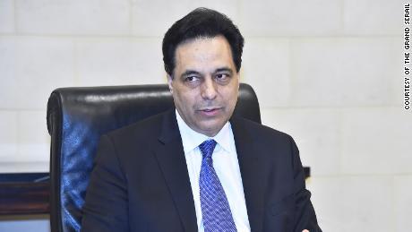 Lebanon's caretaker Prime Minister calls Beirut port explosion 'suspicious'