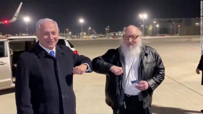 Jonathan Pollard, spy who passed US secrets to Israel, arrives in Jewish state to start new life
