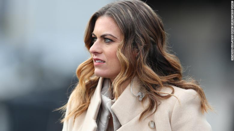Leeds United owner Andrea Radrizzani defends club tweet that led to online abuse of pundit Karen Carney