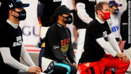 Lewis Hamilton caps stellar 2020 with knighthood