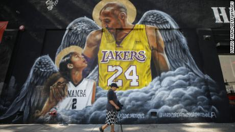 Kobe Bryant wasn't just an NBA star. He was an ambassador for all sports, right up to his death