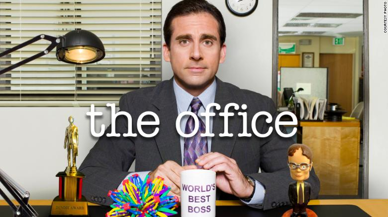 'The Office' unveils never-seen footage to celebrate move to Peacock