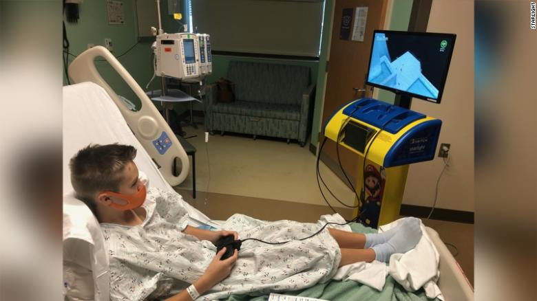 Nintendo is partnering with a nonprofit to bring gaming consoles to hospitalized kids