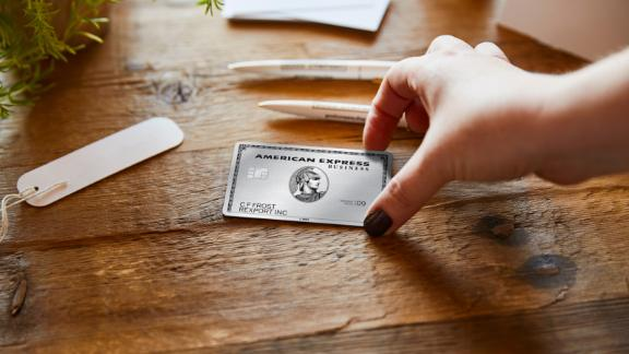 The Amex Business Platinum card already has a lot of luxury perks, and starting April 1, it also includes the new cell phone protection benefit.