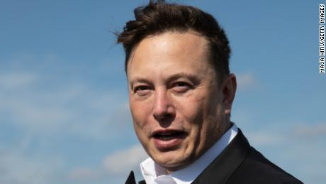 Elon Musk on Mars: & # 39;  You couldn't come back alive & # 39;