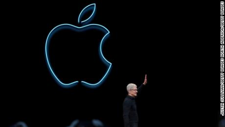 Apple proxy statement includes section about antitrust risk for the first time