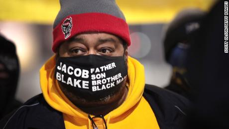 Jacob Blake's family say their fight for justice is going to Congress after no charges are brought against officer who shot him