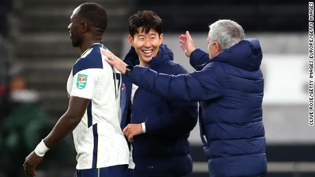 Moussa Sissoko believes Jose Mourinho turns Tottenham into winners