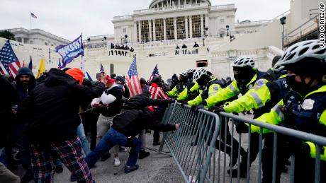 People at the US Capitol riot are being identified and losing their jobs