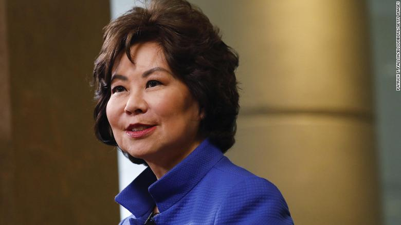 Former Transportation Secretary Elaine Chao calls Atlanta-area shootings 'vicious, unconscionable acts of violence'