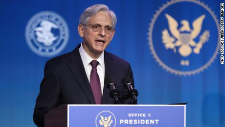 Merrick Garland: There can't be two sets of rules