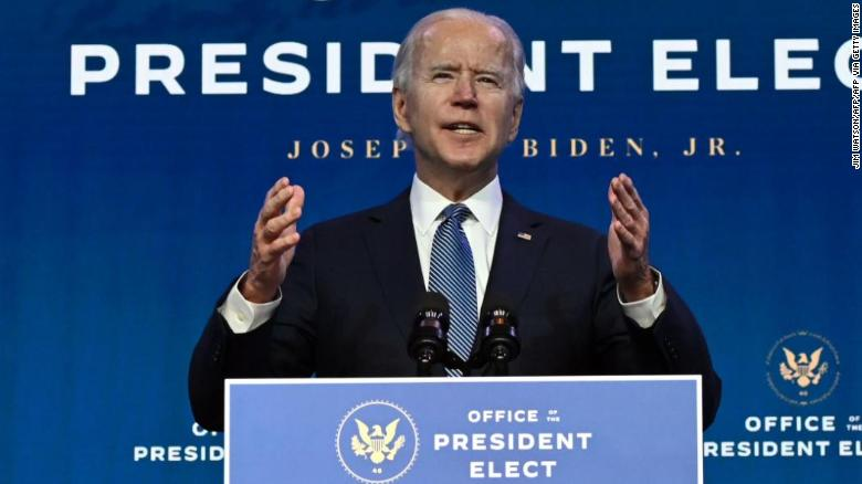 Biden to introduce commerce and labor secretary nominees Friday