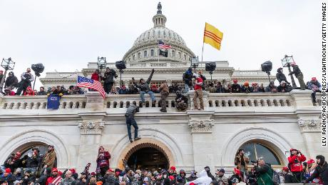 Capitol physician warns of possible Covid-19 exposure after riot