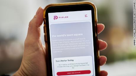 Apple suspends Parler from App Store