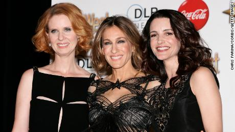 Cynthia Nixon, Sarah Jessica Parker and Kristin Davis will reprise their roles in the reboot, due to start filming in the spring.