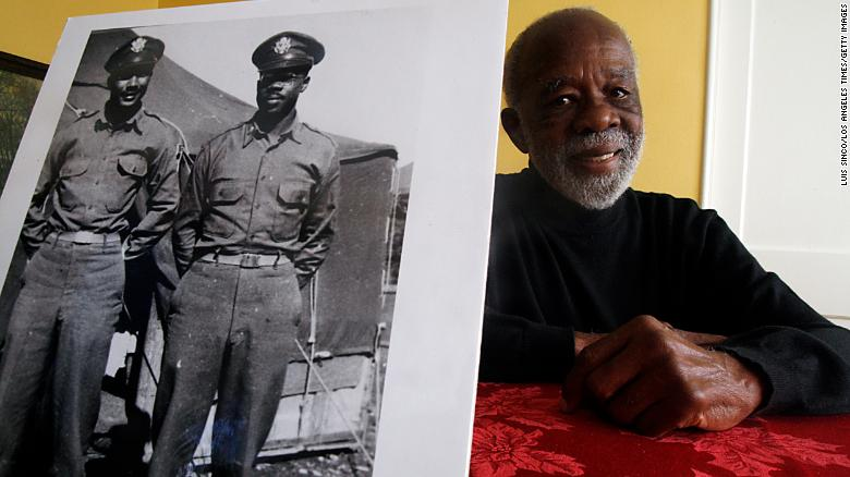 Theodore Lumpkin Jr., a Tuskegee Airmen member, dies at 100 due to Covid-19 complications