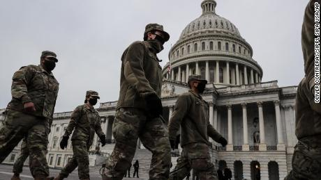 New terror threat points to plot to surround Capitol, lawmaker says