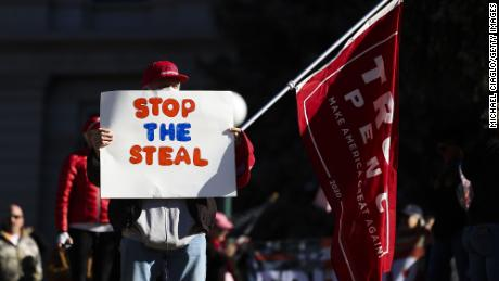 Facebook bans 'stop the steal' content, 69 days after the election