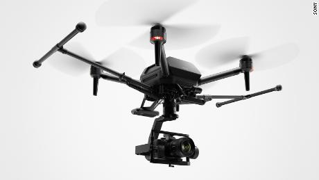 Sony's new drone brand Airpeak.