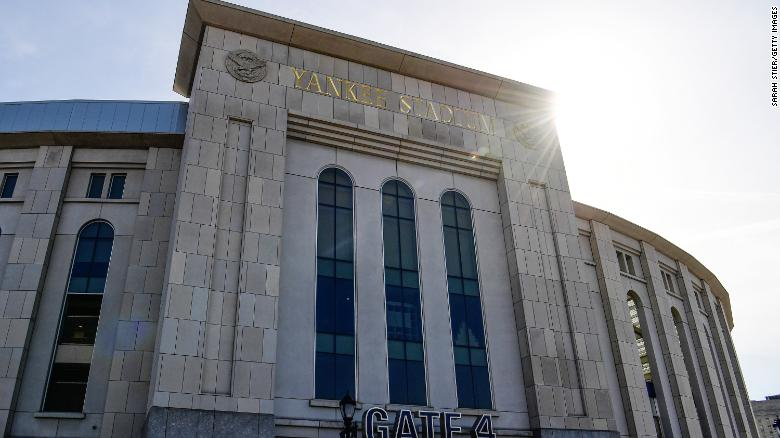 Yankee Stadium is expected to join Mets' Citi Field as a Covid-19 vaccine mega site