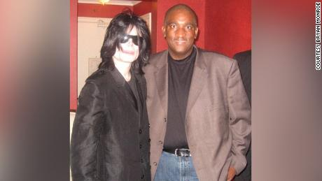 Bryan Monroe conducted the last major interview with Michael Jackson in 2007 in New York.