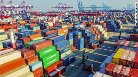 China está ganando la guerra comercial y sus exportaciones nunca han sido tan altas